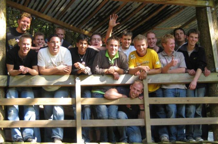 Vriendenweekend in de Belgische Ardennen